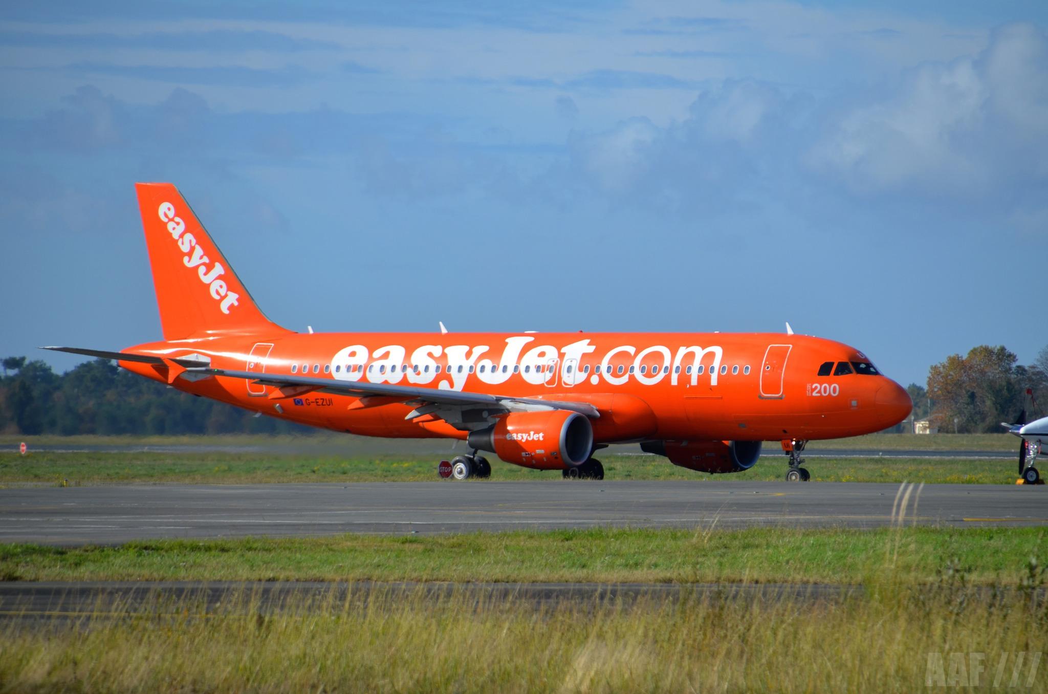 easyJet - (c) AAF_Aviation