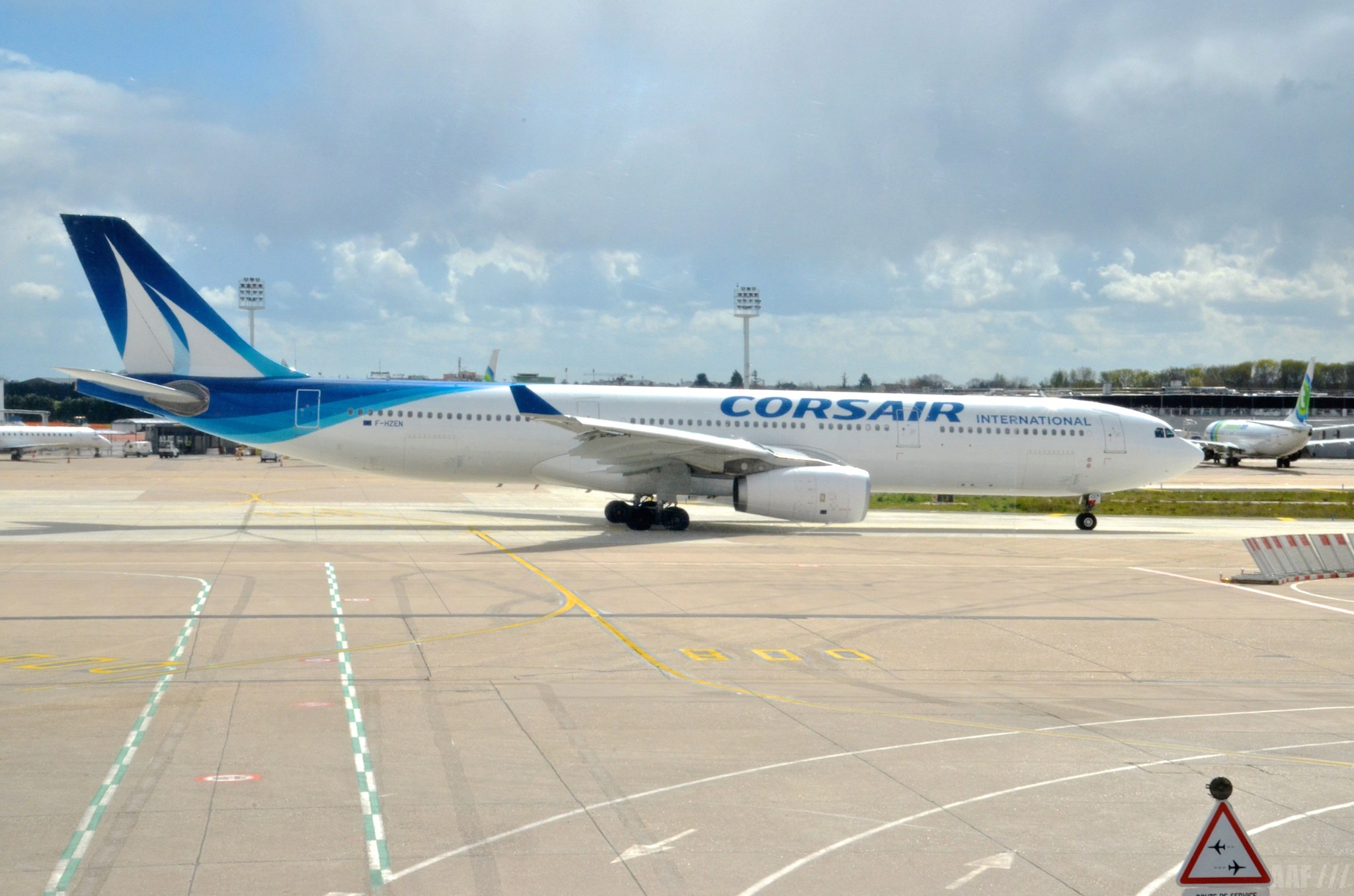 Corsair A330 - ORY - AAF_Aviation
