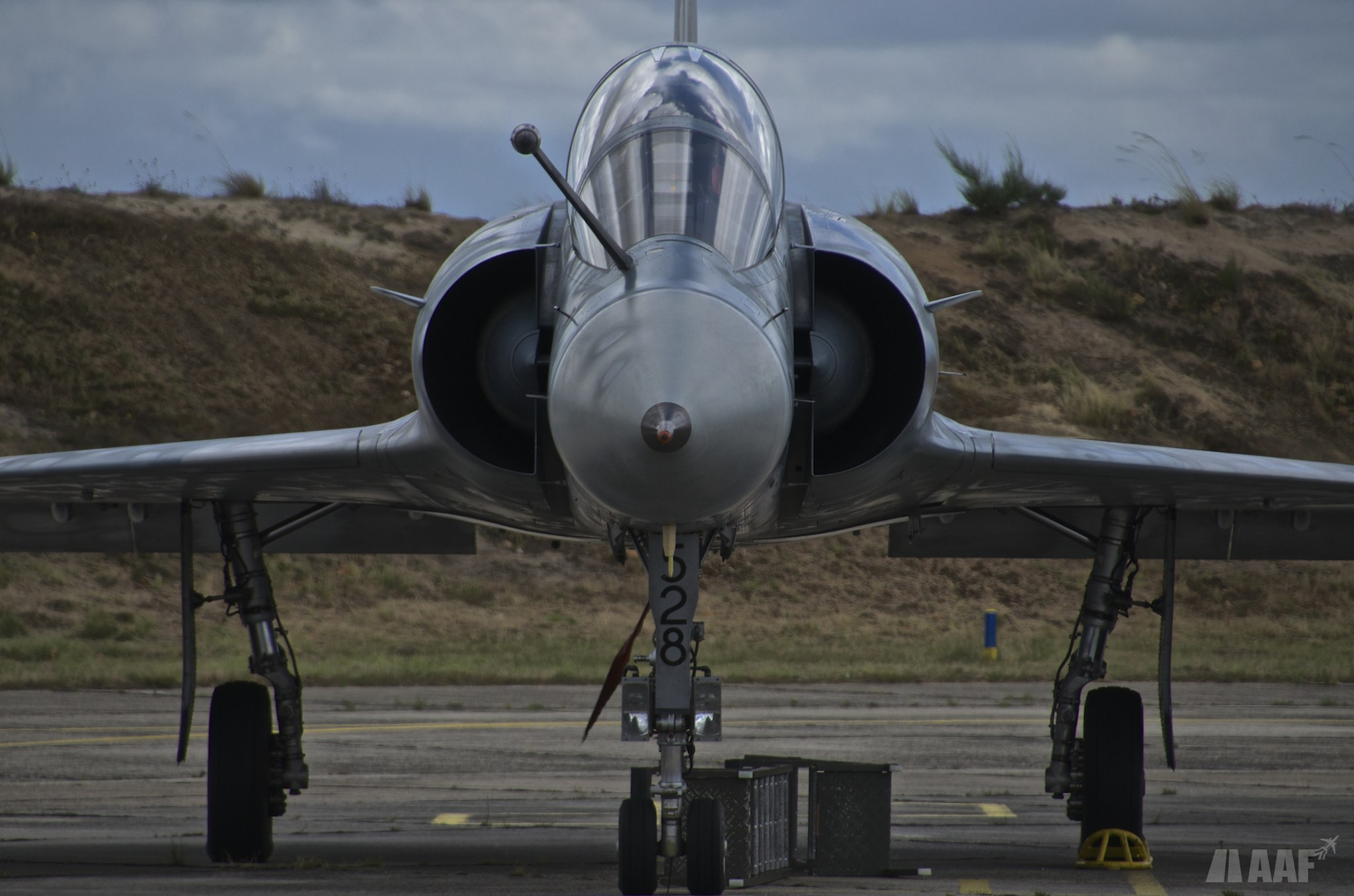 Mirage 2000 Dasault Aviation_AAF