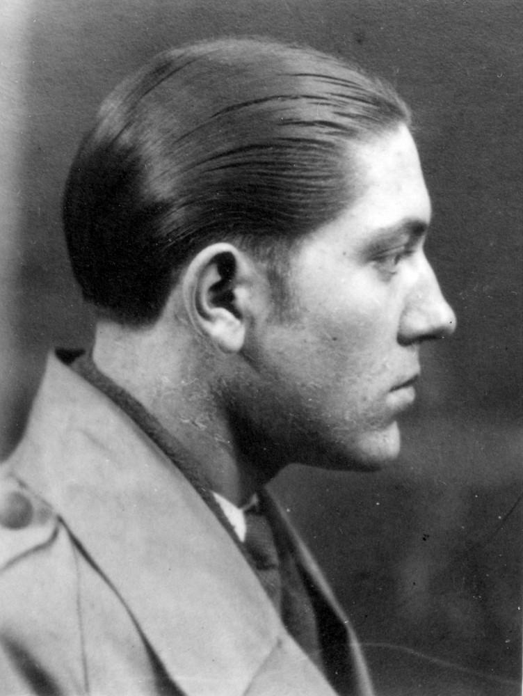 Portrait de Louis Cortot.