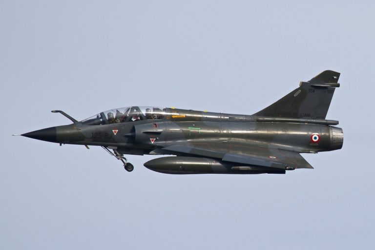 Mirage 2000N, n°354, 125-BJ, Armée de l' air, French Air Force, EC 2/4 La Fayette, msn 319