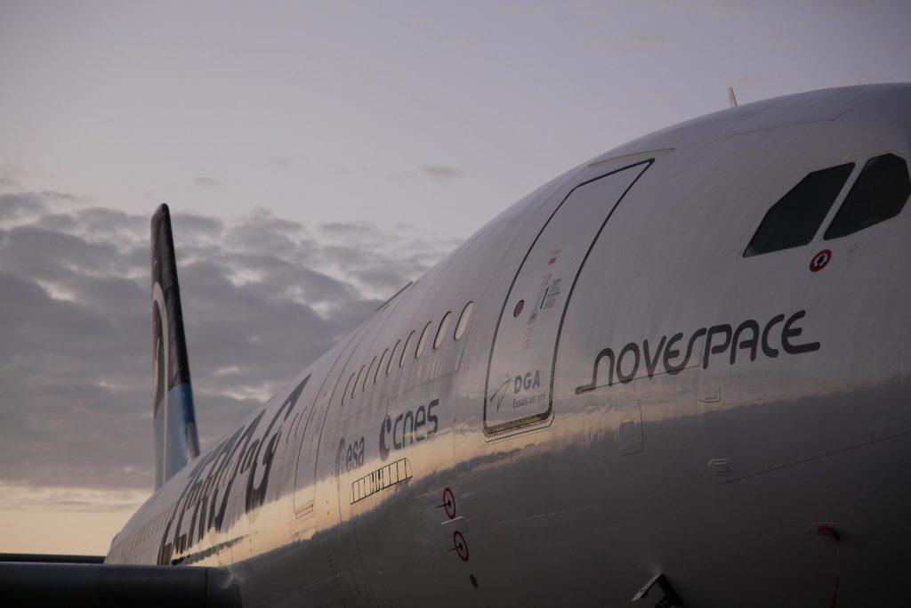 A300 zero-G