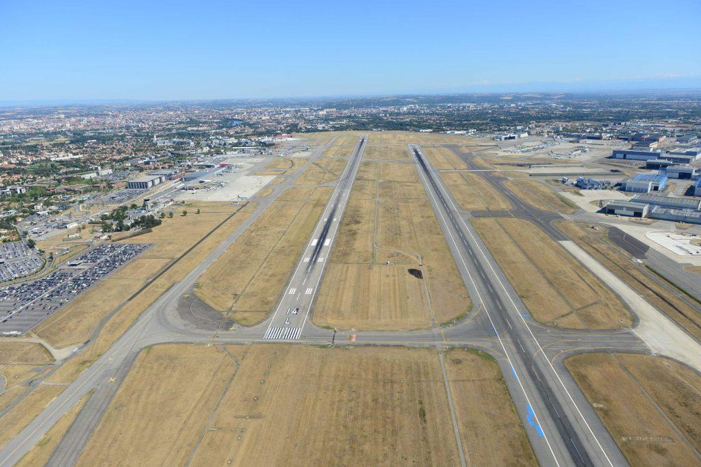 vue_aerienne_2 - © Philippe Garcia / Aéroport Toulouse-Blagnac