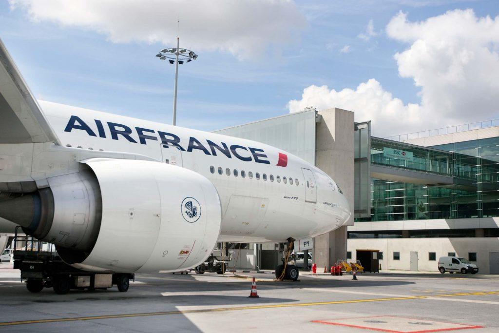 B777 Air France