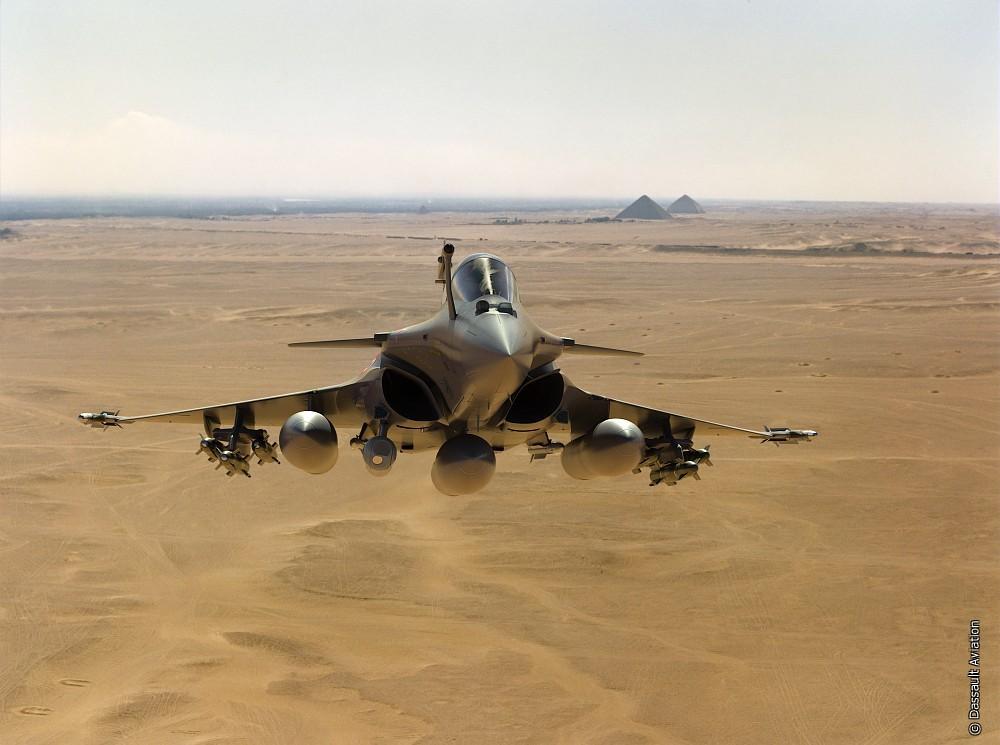 © Dassault Aviation - A. Pecchi