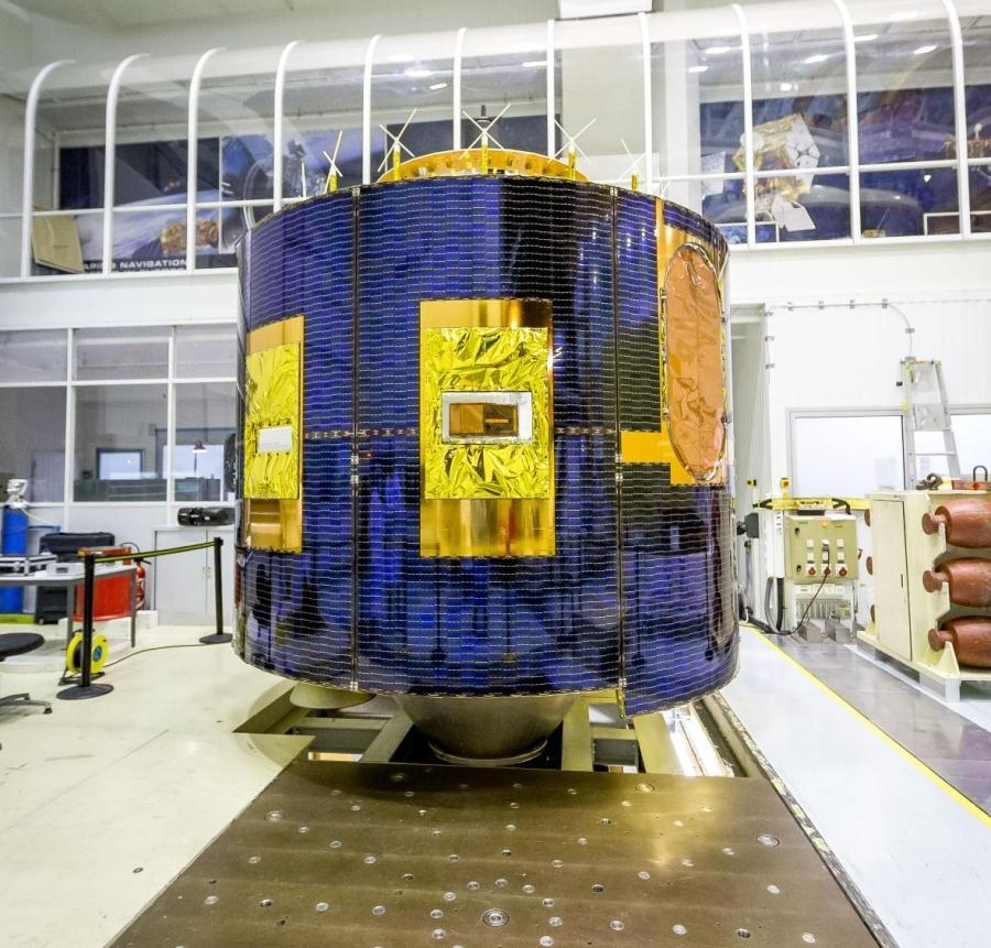 satellite de météorologie MSG-4 ©Thales Alenia Space