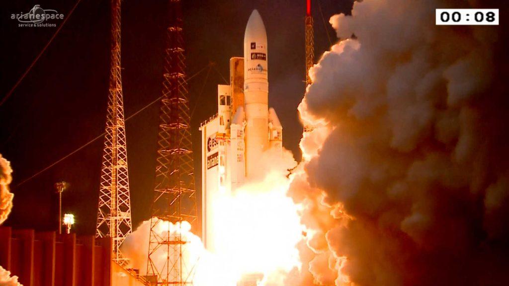 ©ESA/CNES/Arianespace