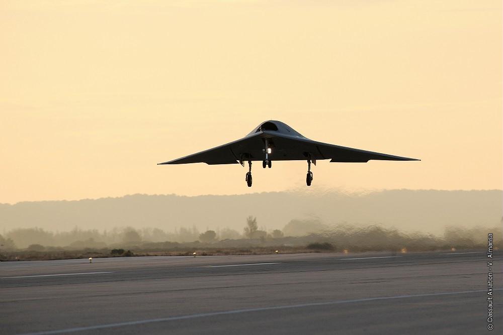 © Dassault Aviation - V. Almansa
