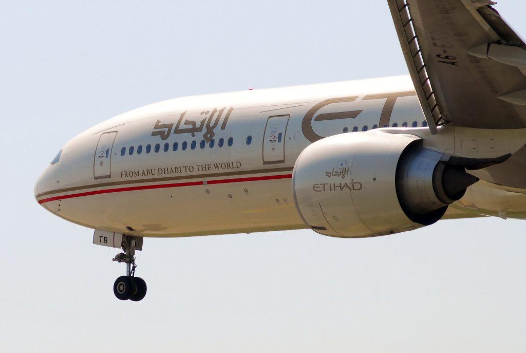 Etihad Airways Boeing 777-3FX/ER | A6-ETB par Lord of the Wings© (CC BY-SA 2.0)