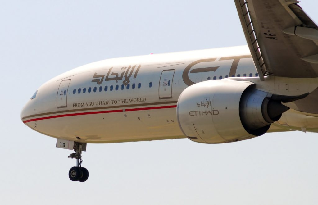 Etihad Airways Boeing 777-3FX/ER | A6-ETB par Lord of the Wings© (CC BY-SA 2.0)