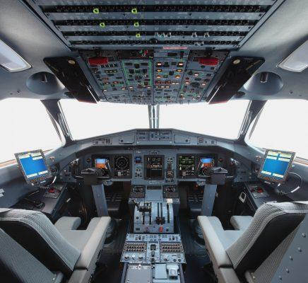 Cockpit pre-series ATR 42-600 ©ATR