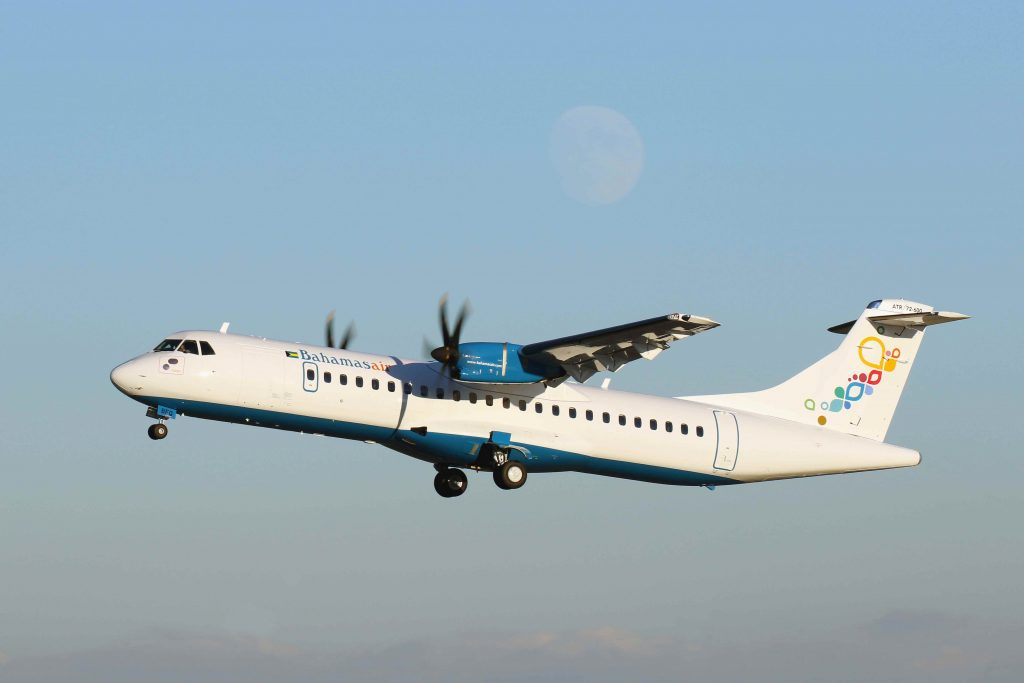 Bahamasair, ATR 72-600 ©ATR