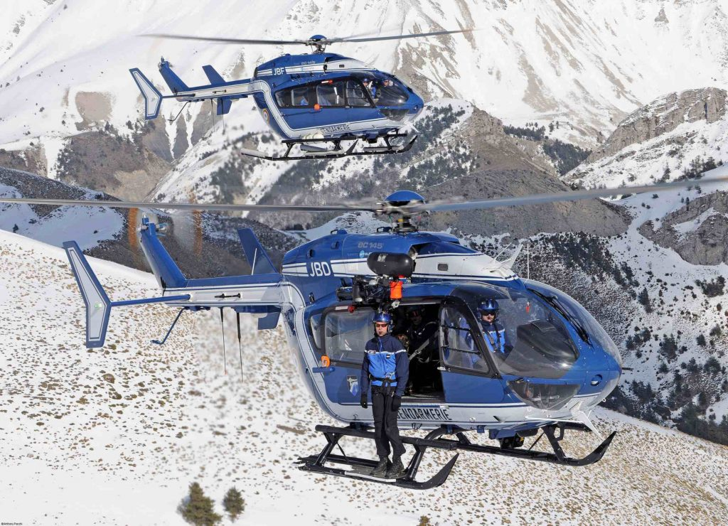 Gendarmerie Nationale - ©AirbusHelicopters