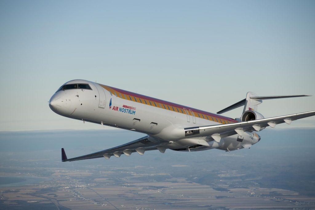 Bombardier CRJ 1000 - ©AirNostrum