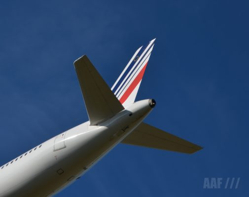 Air France Tail (c) AAF_Aviation