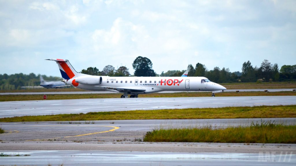 HOP Air France EMBRAER 145(c)AAF_Aviation