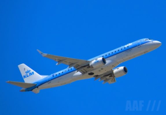 Embraer 190 KLM - (c) AAF_Aviation