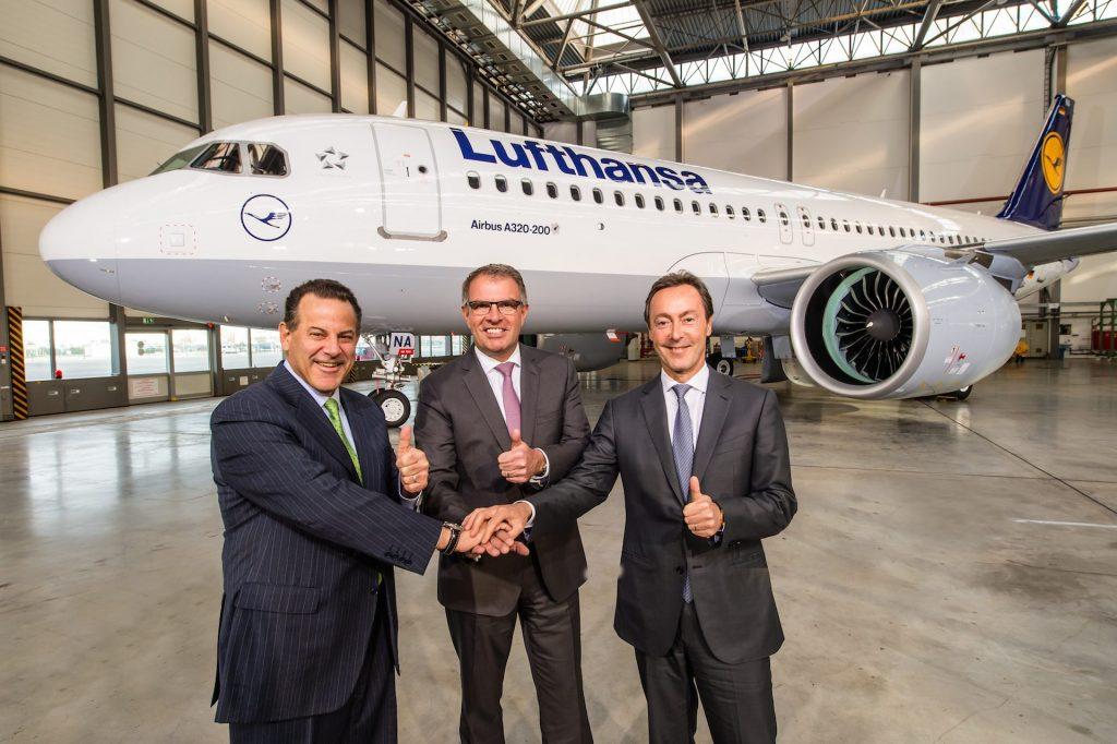 Lufthansa ©Airbus