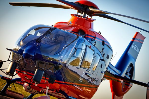 H135 - ©Airbus Helicopters
