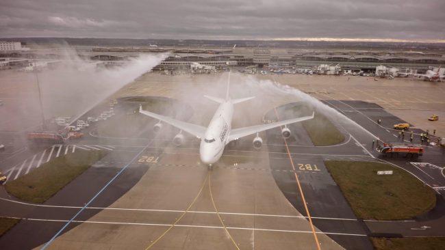 Boeing 747-400 F-GITJ - Air France - 11 Janvier 2016 (c) Air France