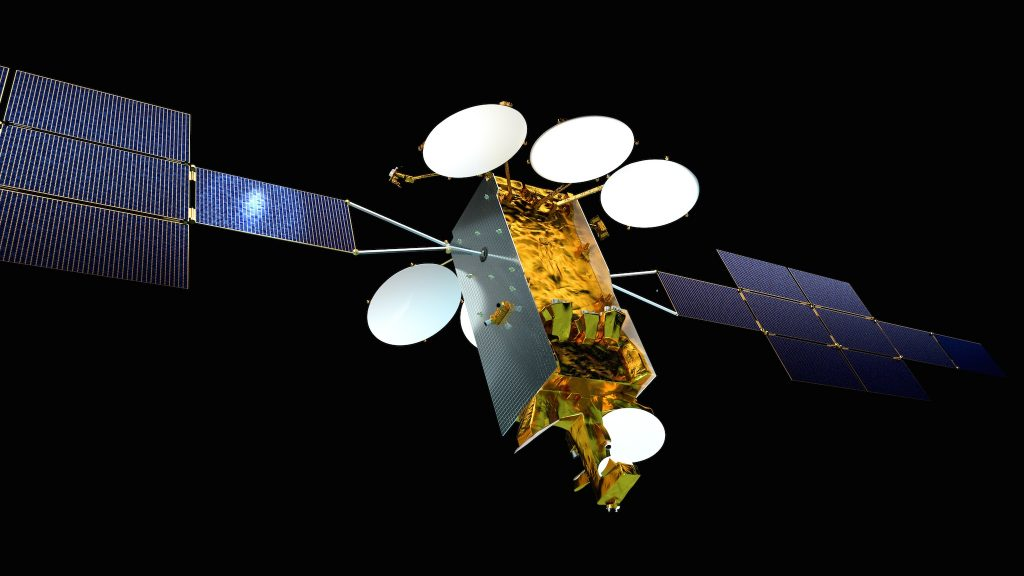 UROSTAR NEO FROM AIRBUS DEFENCE AND SPACE ©ESA