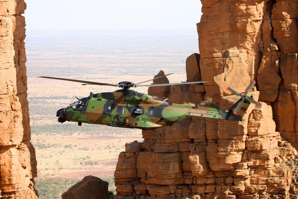 NH90 NH90 Caïman - Armée de l'Air française