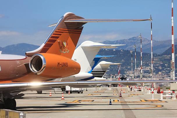tarmac Nice - © Aéroport Nice Côte d'Azur
