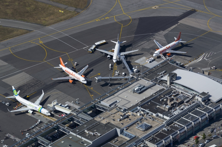 Aéroport Nantes Atlantique (c) VINCI Airports