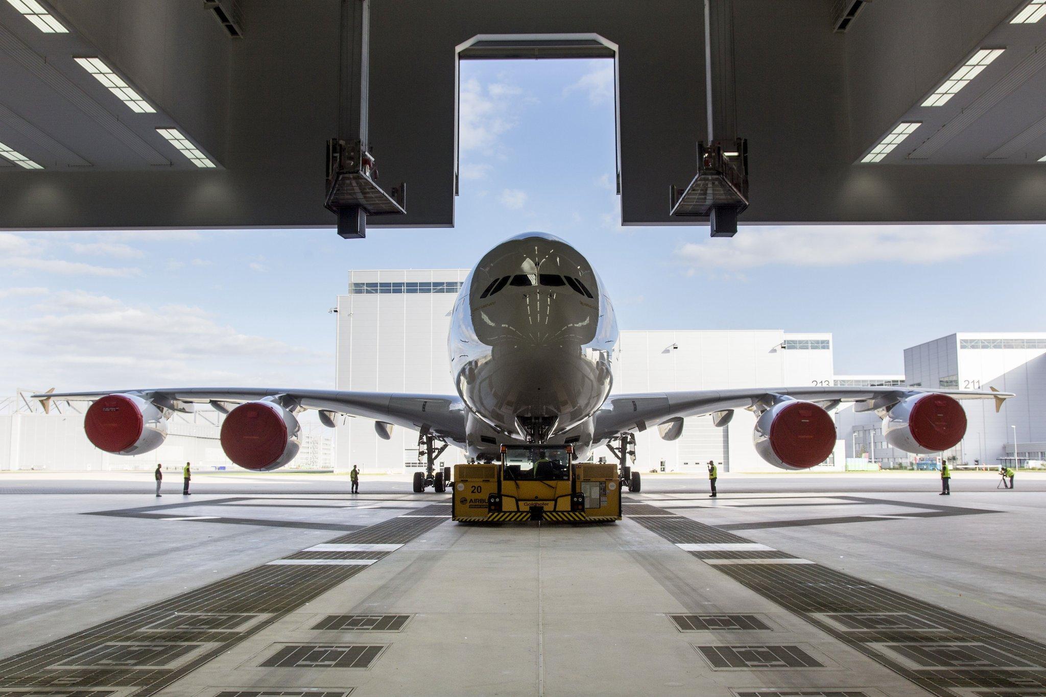 Airbus A380 Etihad - (c) Airbus