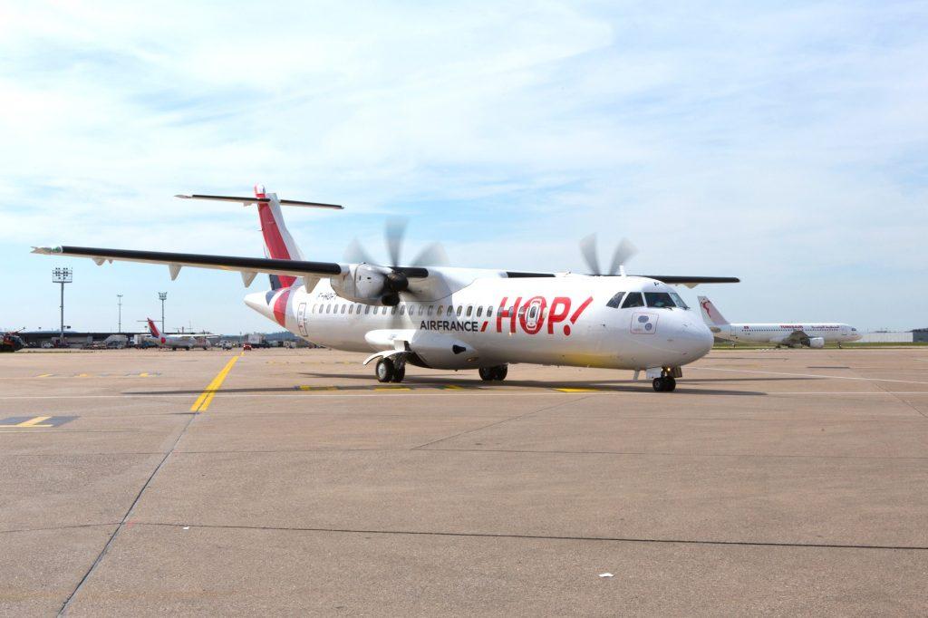 ATR 72-600 - Hop! Air France - (c) ATR
