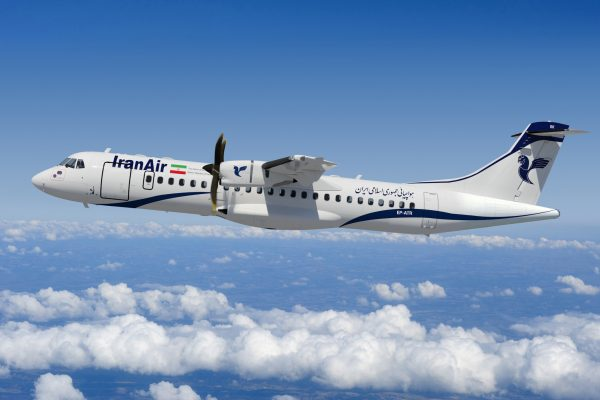 ATR 72-600 Iran Air - © ATR