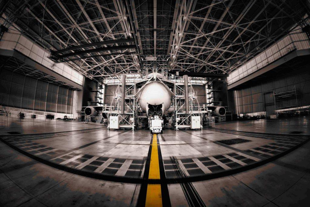 A380 AIR FRANCE - Patrick Delapierre pour AFI KLM E&M