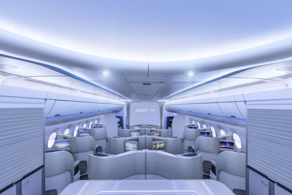 A350 Airspace by Airbus Design