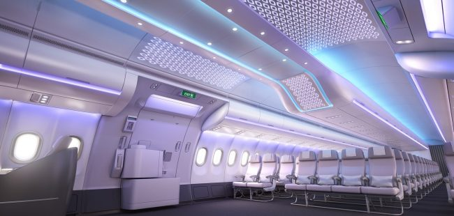 A330neo Airspace by Airbus