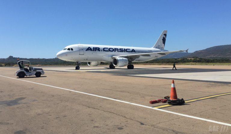 Air Corsica A320 - Figari (c) AAF_Aviation