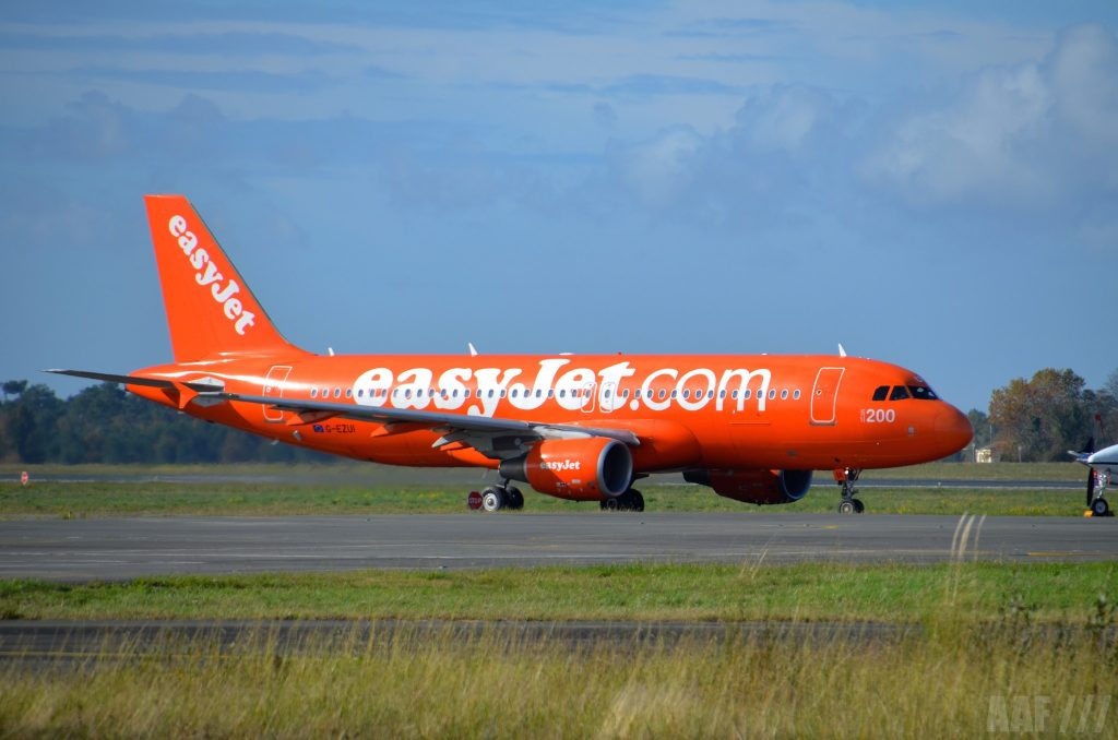 easyJet - (c) AAF_Aviation