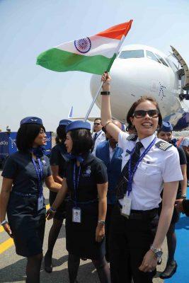 IndiGo A320neo - Airbus