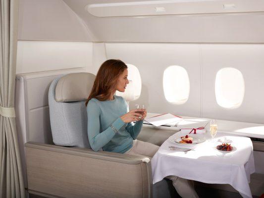 La Première (c) Air France
