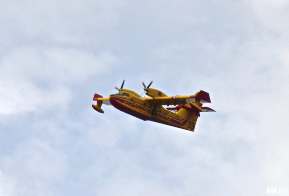 Canadair CL415 /// AAF_Aviation