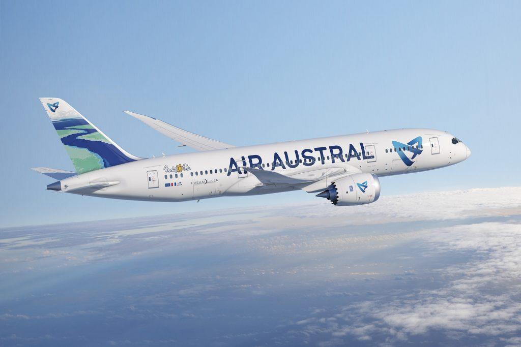 Boeing 787 Dreamliner - Air Austral