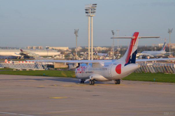 HOP ATR42 - ORY - AAF_Aviation