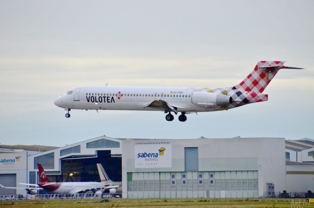 VOLOTEA B717 BOD AAF_Aviation
