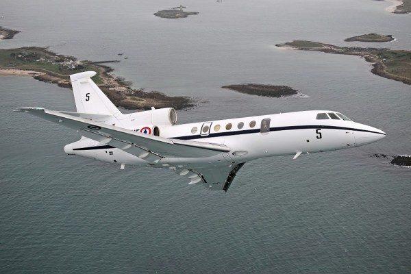 Falcon 50 Surmar © Dassault Aviation - A. Pecchi
