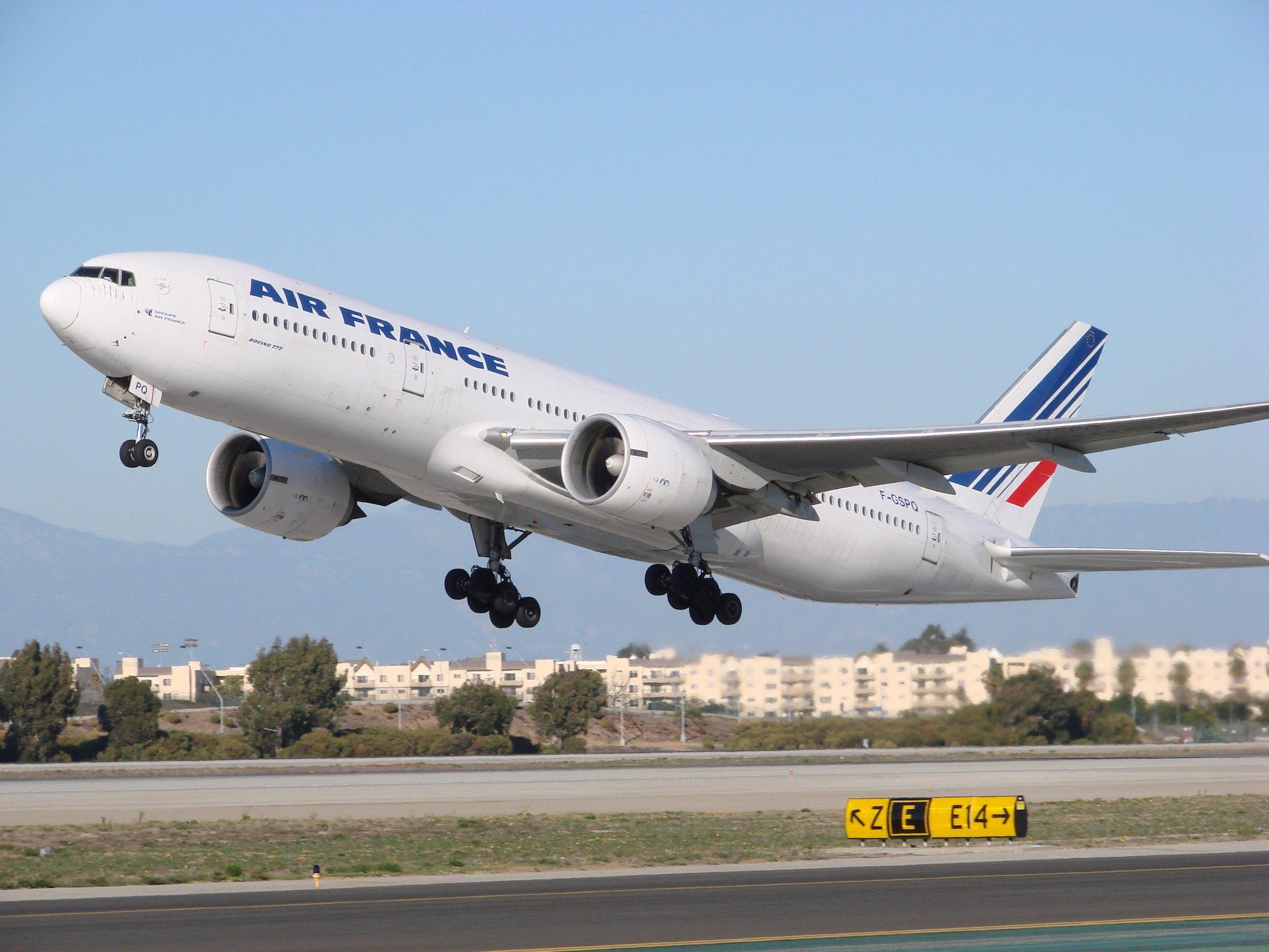 Nouvelle liaison quotidienne air france de paris orly new york aaf actualit - Comptoir air france orly telephone ...