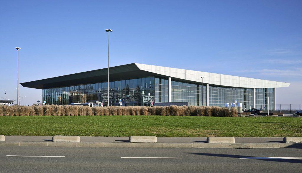 Terminal de l'aéroport du Luxembourg - Lux Airport