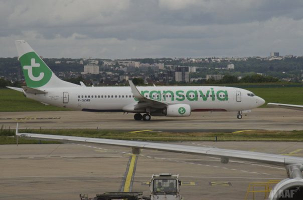 Transavia F-GZHQ ORY - AAF_Aviation