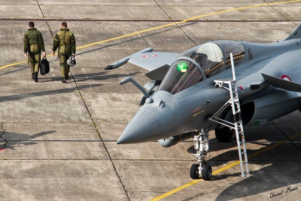 Rafale Dassault Aviation - Vincent Massé