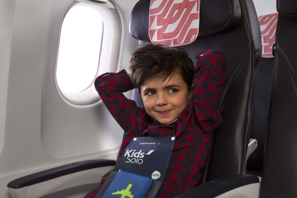 Air France - Kid Solo