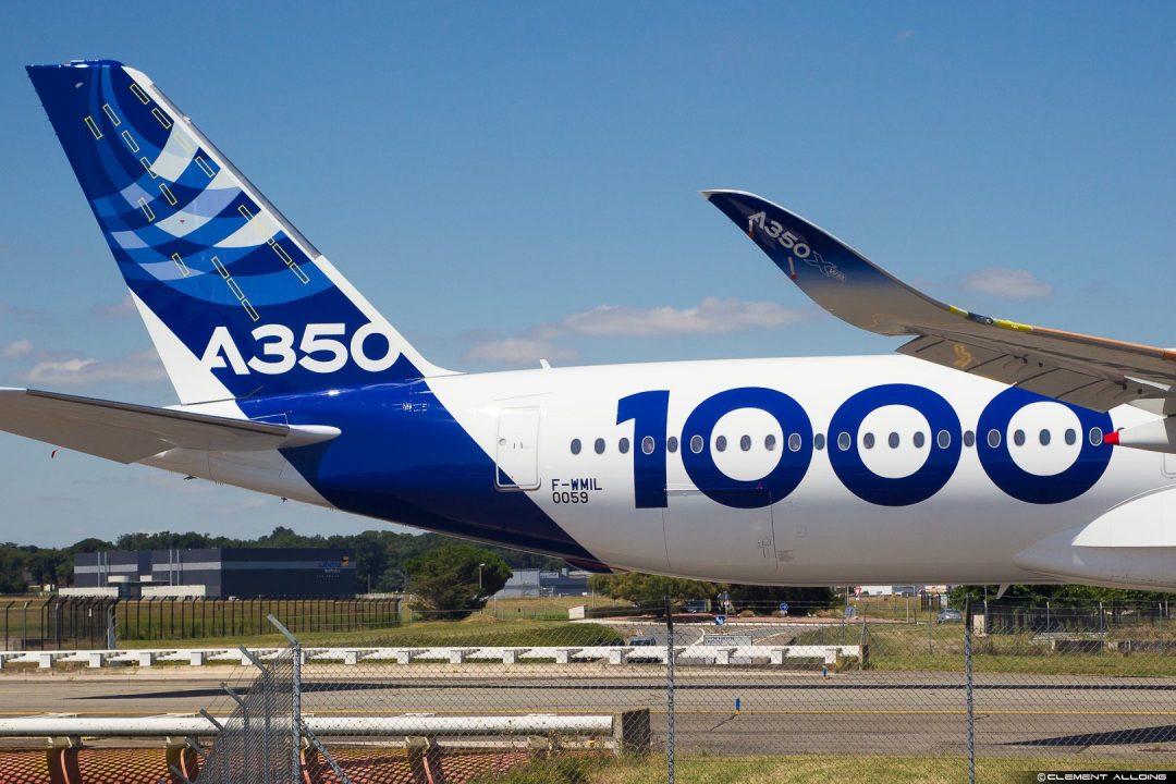 1er A350-1000 - Airbus