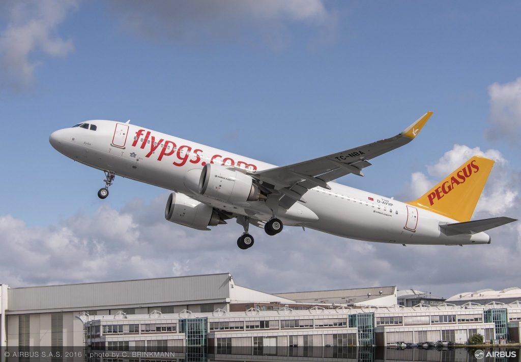 A320neo Pegasus CFM LEAP-1A - Airbus